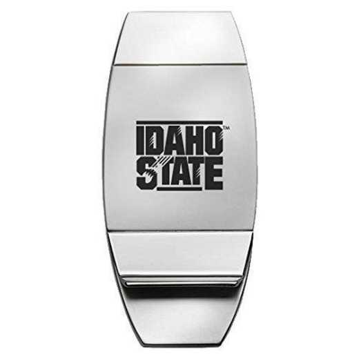 1145-IDAHOST-L1-CLC: LXG MONEY CLIP, Idaho State