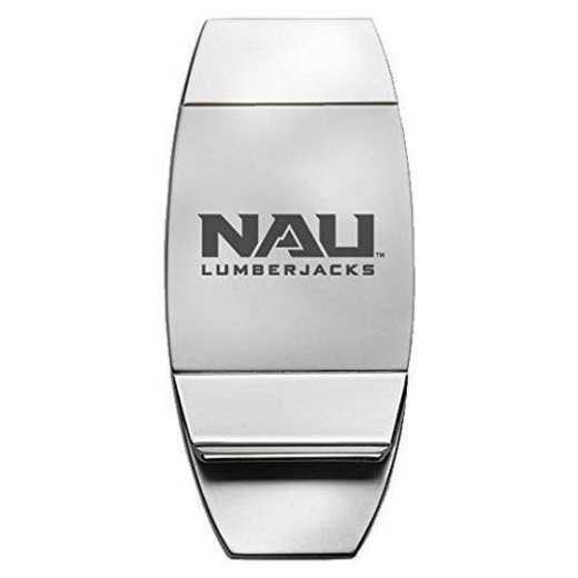 1145-NAU-L1-CLC: LXG MONEY CLIP, Northern Arizona