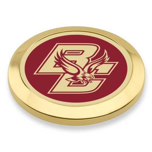 615789230274: Boston College Enamel Blazer Buttons by M.LaHart & Co.