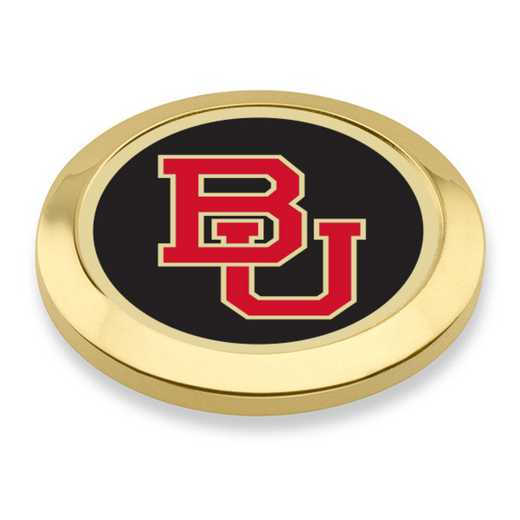615789151272: Boston University Enamel Blazer Buttons by M.LaHart & Co.