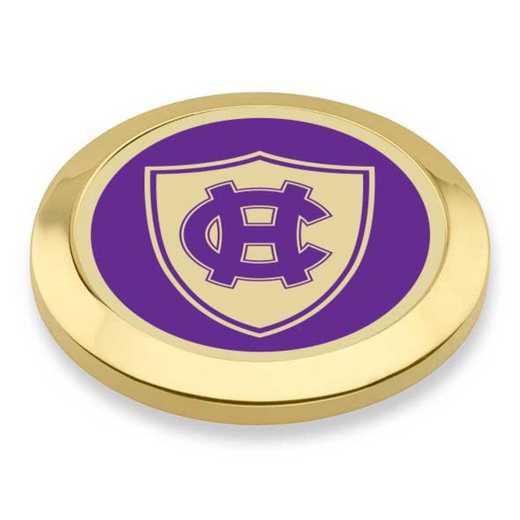 615789942412: Holy Cross Enamel Blazer Buttons by M.LaHart & Co.