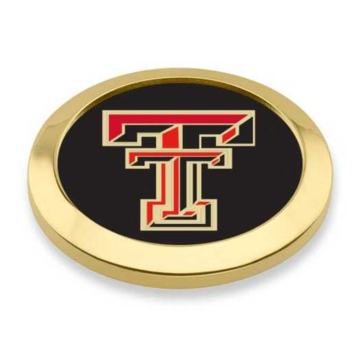 615789022145: Texas Tech Blazer Buttons by M.LaHart & Co.