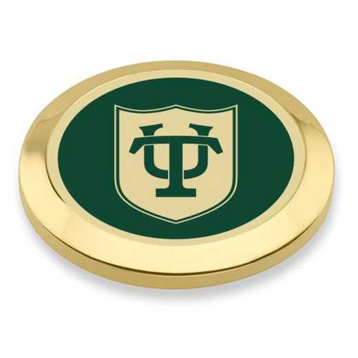 615789542131: Tulane University Blazer Buttons by M.LaHart & Co.