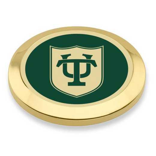 615789542131: Tulane University Blazer Buttons by M.LaHart & Co.
