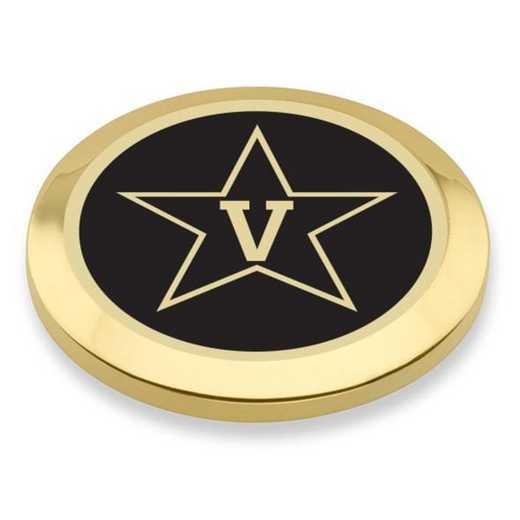 615789450214: Vanderbilt University Blazer Buttons by M.LaHart & Co.
