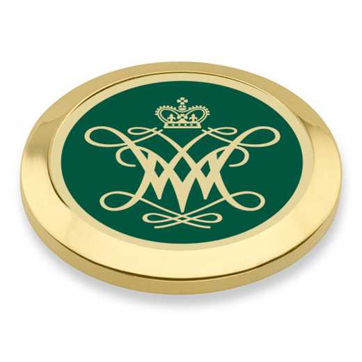 615789188261: CollegeofWilliam&Mary Enamel Blazer Buttons byM.LaHart & Co.