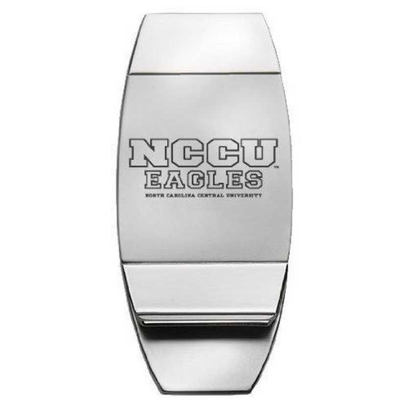 1145-NTHCARC-L1-LRG: LXG MONEY CLIP, North Central College