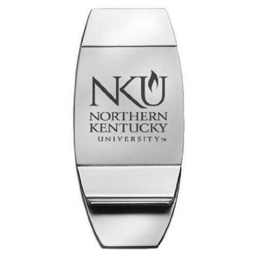1145-NTHKENT-L1-SMA: LXG MONEY CLIP, Northern Kentucky University