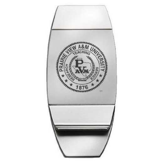 1145-PRVWAM-L1-SMA: LXG MONEY CLIP, Prairie View A&M Univ