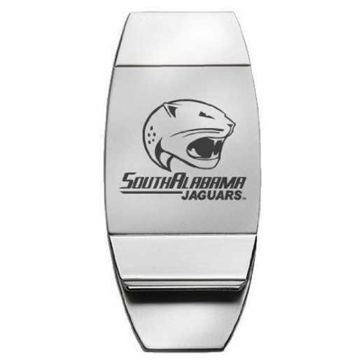 1145-STHALAB-L1-SMA: LXG MONEY CLIP, South Alabama