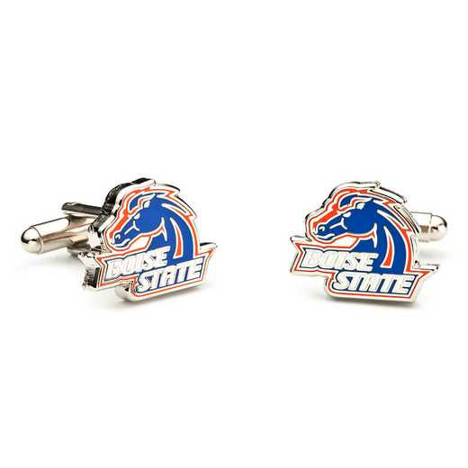 PD-BST-SL: Boise State Broncos Cufflinks