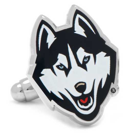 PD-CONH-SL: University of Connecticut Huskies Cufflinks