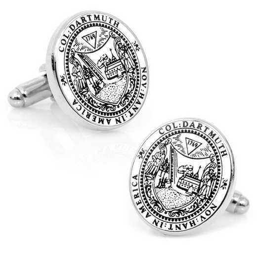 PD-DMT2-SL: Dartmouth College Cufflinks