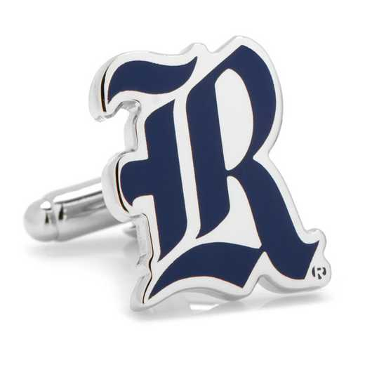 PD-RU2-SL: Rice University Owls Cufflinks