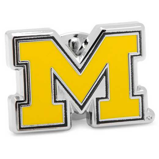 PD-UMW-LP: University of Michigan Wolverines Lapel Pin
