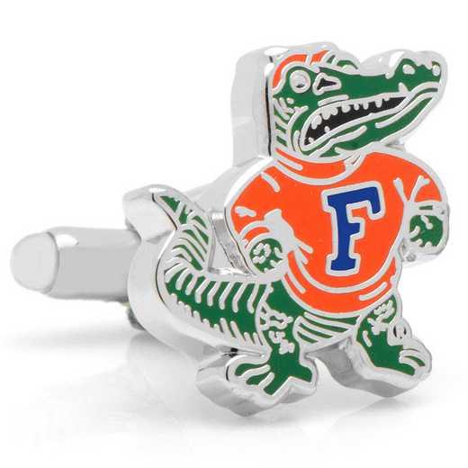 PD-VUFL-SL: Vintage University of Florida Cufflinks