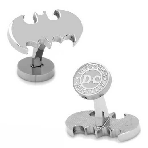 DC-BAT-STL: Stainless Steel Batman Cufflinks