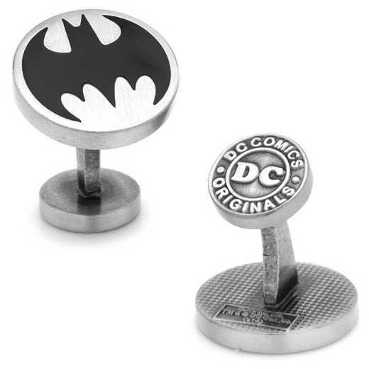 DC-VBM-SL: Vintage Batman Logo Cufflinks