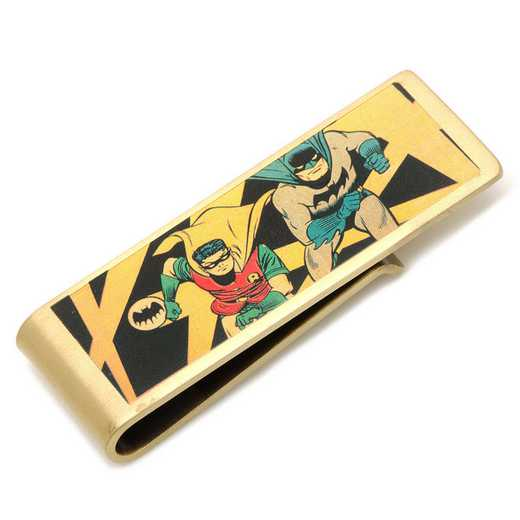 DC-VBAT2-MC: Vintage Batman and Robin Money Clip