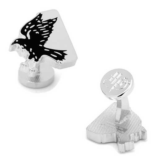 HP-RARA-SL: Ravenclaw House Raven Cufflinks