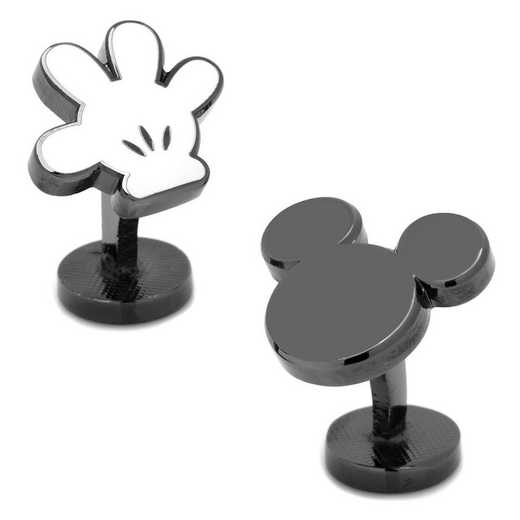 DN-MHH-BK: Mickey Mouse Helping Hand Cufflinks