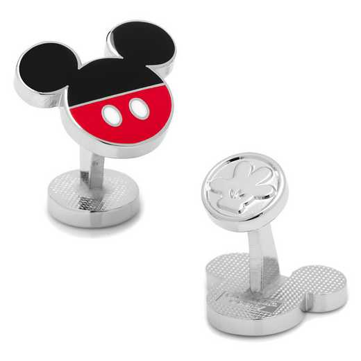 DN-MCKYP-SL: Mickey Mouse Pants Cufflinks