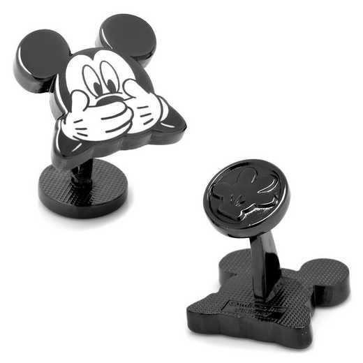 DN-MMISCH-BK: Mischievous Mickey Mouse Cufflinks