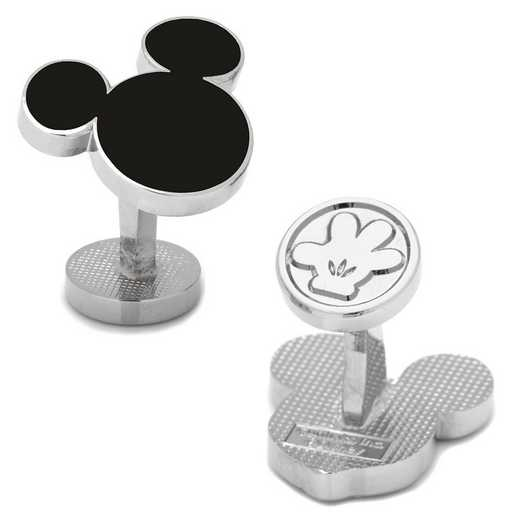 DN-MSILH-SL: Mickey Mouse Silhouette Cufflinks