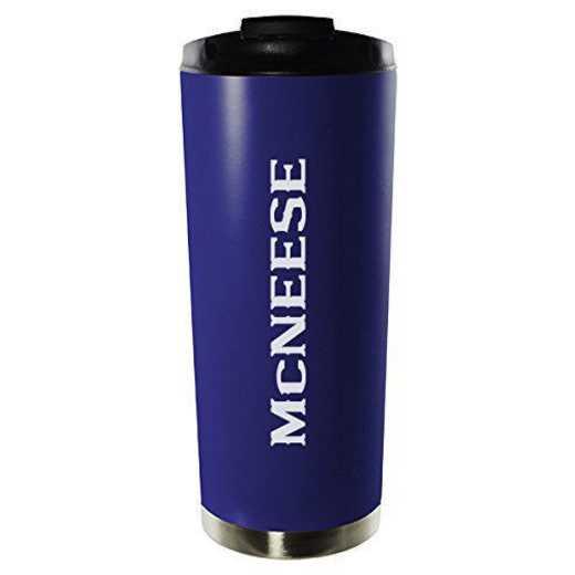 VAC-150-BLU-MCNEESE-CLC: LXG VAC 150 TUMB BLU, McNeese State