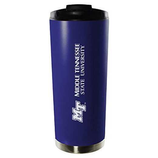VAC-150-BLU-MTSU-LRG: LXG VAC 150 TUMB BLU, Middle Tennessee St