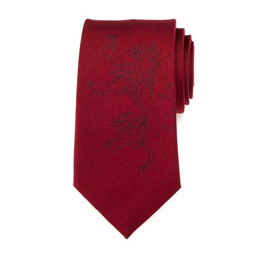 GT-LLI-RD-TR: Lannister Lion Red Men's Tie