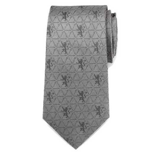 GT-LSWD-GRY-TR: Lannister Geometric Sword Gray Men's Tie