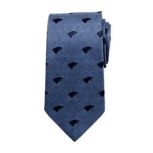 GT-SSWD-BL-TR: Stark Geometric Sword Blue Men's Tie