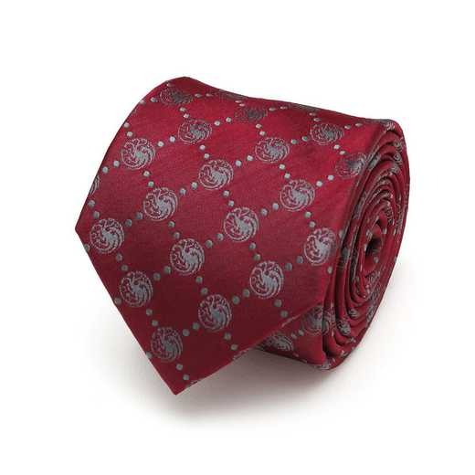 GT-TGDR-MRN-TR: Targaryen Dragon Scattered Men's Ties