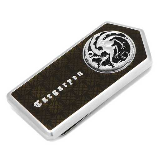 GT-TGFIL-MC: Targaryen Filigree Money Clip