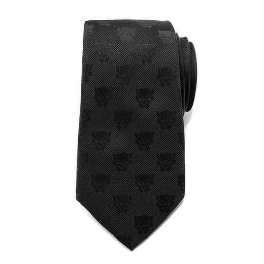 MV-BLKP-BK-TR: Black Panther Men's Tie