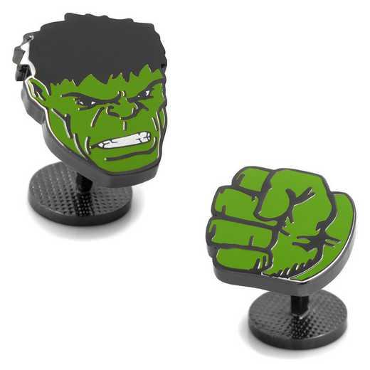 MV-HULK-BK: Hulk Comics Pair Cufflinks