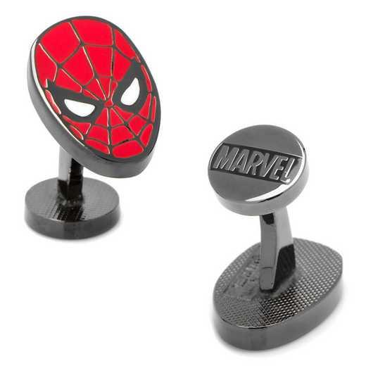 MV-SPDM-BK: Spider-Man Cufflinks
