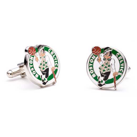PD-CLT-SL: Boston Celtics Cufflinks