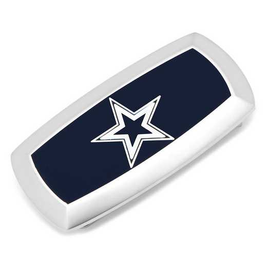 PD-DAL-MC2: Dallas Cowboys Cushion Money Clip