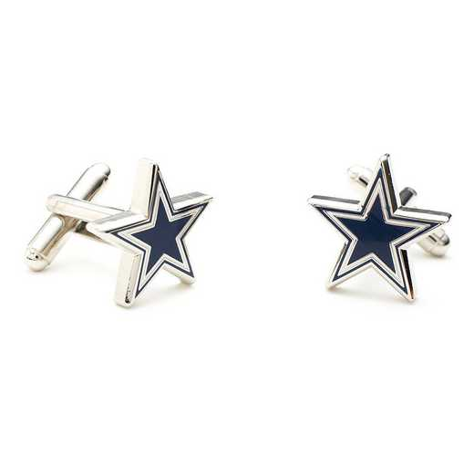 PD-DAL-SL: Dallas Cowboys Cufflinks
