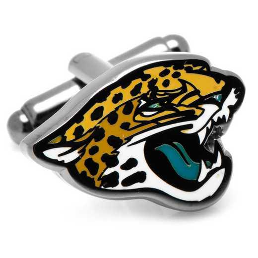 PD-JAG-SL: Jacksonville Jaguars Cufflinks