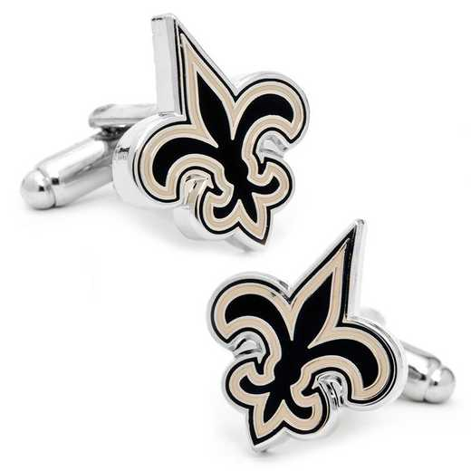 PD-NOS2-SL: New Orleans Saints Cufflinks