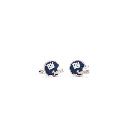 PD-NYGH-SL: Retro New York Giants Helmet Cufflinks