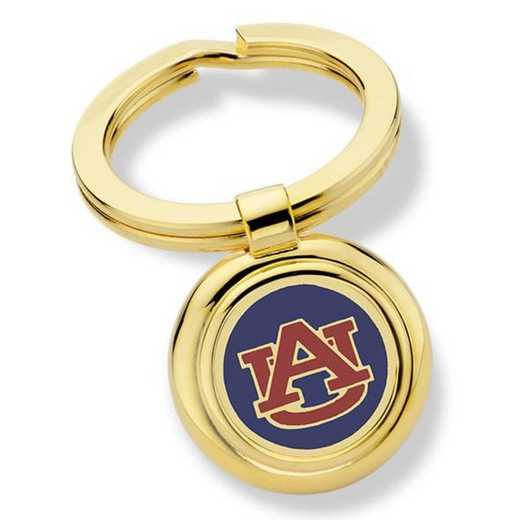 615789184027: Auburn University Key Ring by M.LaHart & Co.