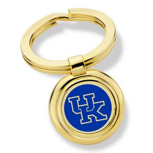 615789092988: University of Kentucky Key Ring by M.LaHart & Co.