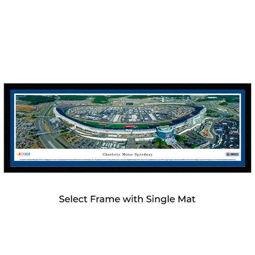 CMS3M: Charlotte Motor Speedway- Select Frame