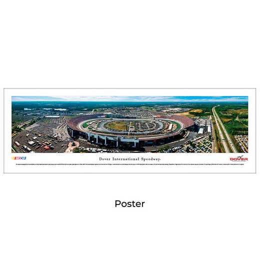 DVIS1: Dover International Speedway, Unframed Poster