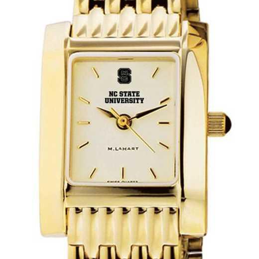 615789584186: NC ST Women's Gold Quad W/ Bracelet