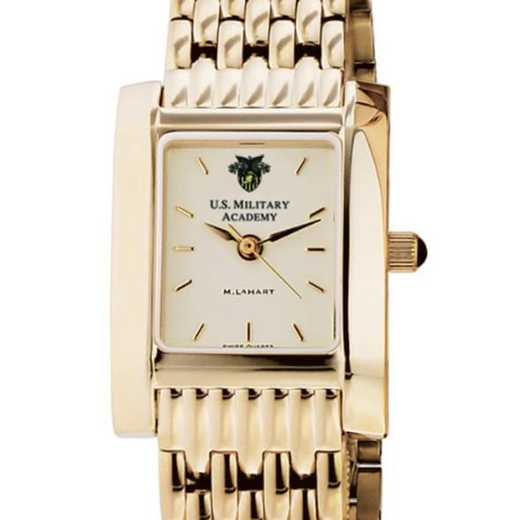 615789759898: West Point Women's Gold Quad W/ Bracelet